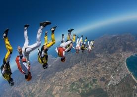 Extreme Sports Ελεύθερη Πτώση