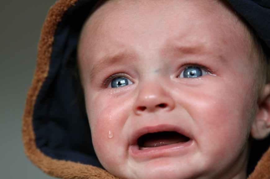 παιδικό κλάμα, παιδί, νεογέννητο, μωρό κλαίει, παιδική ψυχολογία, ψυχολογία, γονιός μωρό,