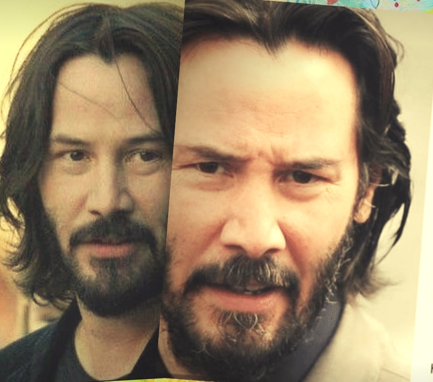 Keanu Reeves Message