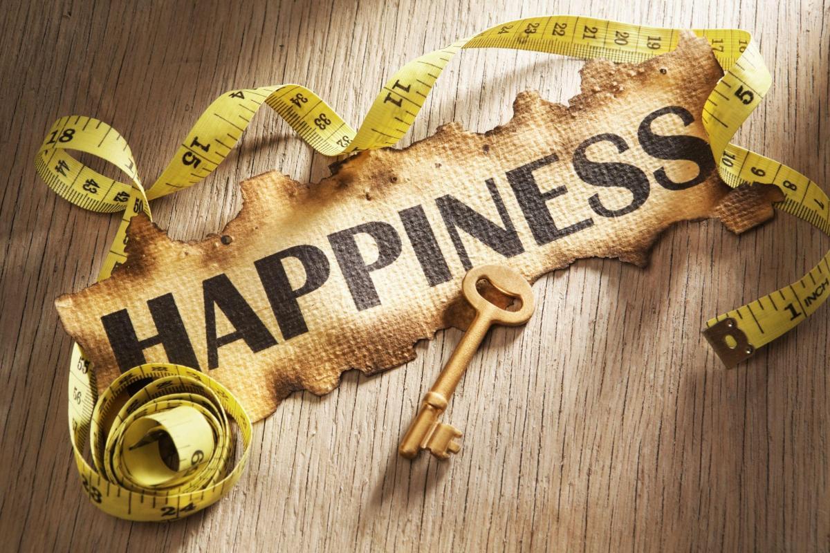 Το κλειδί της ευτυχίας!