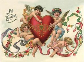 ημέρα ερωτευμένων, άγιος βαλεντίνος, Μαρίνα Μόσχα