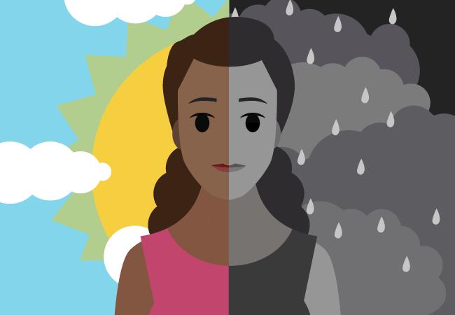 μανιοκατάθλιψη, μανία, κατάθλιψη, ψυχική υγεία, διπολικότητα, διπολική, υπομανία,