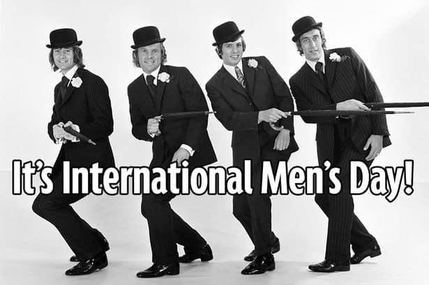 Παγκόσμια Ημέρα Αντρών, άνδρας, άντρας γιορτή,